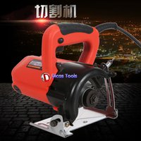 Wholesale 220v powerful electric wood saw multifunctional stone cutting machine tile cutter