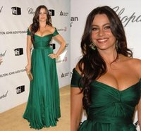 best celebrity short dresses - The Best Selling Plus Size Green Prom Dresses Cap Short Sleeve Draped Pleats Empire Sweetheart Floor Length Evening Celebrity Gowns HY00645