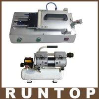 Wholesale 220V inch Universal OCA Film Lamination Machine with Air Compressor for Laminating Polarized Film OCA Film Laminator