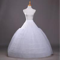 ball manufacturers - Multilaye Pannier Bustle Bride Wedding Rims Panniers White Elastic Waist Ball Gown Bustle Cascade Falbala Manufacturers Ddirect Noise QC006