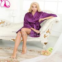 angels pajamas - Robes For Women Colors Angel Wings Hot Diamond Robe Pajamas Bath Robe Kimono Sexy Silk Robe Nightgown