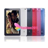 Precio de Tablet 9 inch-9 Pulgadas Allwinner A33 Tablet PC Quad Core de 1.5 GHz de Google Android 4.4 Bluetooth 512 MB, 8 GB de Doble Cámara Wifi 800*480 de Skype V90 002591
