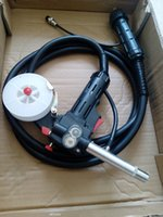 Wholesale 3m cable Gas electric separation Spool gun Spool welding Torch spool mig torch A with consumables