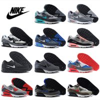 good quality - Nike Air Max Men Running Shoes Original Authentic Walking Trainers Cheap Max90 Sports Shoes Good Quality