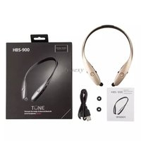 Bluetooth Headset ear covers - hbs HBS Wireless Sport Neckband hbs headphones Hard Cover In ear Headphone Bluetooth Stereo Earphones Bluetooth Headphone