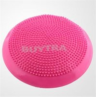 Wholesale 2014 new fashion Stability soft yoga Core Training Balance disc balancing cushion
