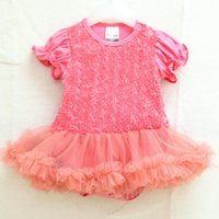 baby cupcake clothing - Fashion New toddler grils clothes Short sleeve cupcake roupa m size romper baby clothing girl summer style