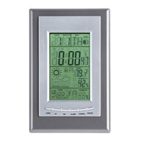 ambient weather - New Special Design Ambient Weather Wireless Advanced Weather Station Temperature digital Alarm Clock