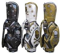 Wholesale Special promotion new bo golf bag golf bag skulls Men s standard ball package
