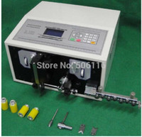 automatic wire stripping machines - Computer Automatic Wire Stripping Machine Wire Cutting Machine Thick line stripping machine SWT508 JE LCD Display