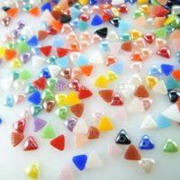 Wholesale New mm Nail Sticker Flatback Beads Flat back Glass Cabochon Garment Jewelry Phone case Nail art design decor Accessory