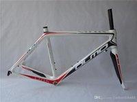 Wholesale Perfect Workmanship C Carbon Road Bike Frame Fork cm Bicycle Frame Bike Accessaries
