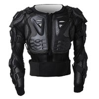 body armor - Professional Motorcycle Body Prtection Motorcross Racing Full Body Armor Spine Chest Protective Jacket Gear