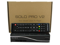 Cheap Wholesale-fedex free shipping Solo Pro Satellite Receiver Linux System Enigma 2 Mini VU+ Solo with CA card sharing Youtube IPTV 5pcs