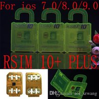 Wholesale R SIM Unlock iphone s CDMA SRPINT AU SB ios9 ios9 G G direct use NO Rpatch NO RSIM R SIM r sim IOS7 X X