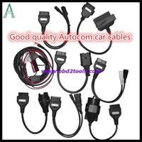 autocom - Autocom car cables cdp pro cables per full set car cables for Autocom cdp de150 of Diagnostic Interface Tool car cables