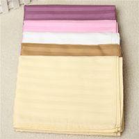 Adults Crib 100% Cotton 1PCS LOT Wholesale Bed Beauty Sheets Flat Sheet Cotton Stripe Thin Quilts Towel Hotel Bedclothes 80x200cm