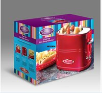 Wholesale Home Mini breakfast Automatic sausage machine hot dog machine toaster bread maker multivarka