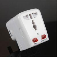 Compra Mini cámara itinerante-Detector de Movimiento UK / EU / US / AU adaptador cargador enchufe cámara adaptador de viaje universal mini DV oculto cámara pinhole grabadora de video BD-300