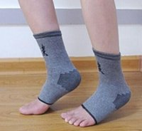 ankle guard baseball - Look Compression Sock Heel Arch Support Ankle Sock Sports Socks bamboo fiber ankle guard keep warm