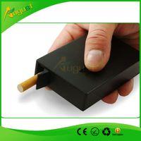 Wholesale click N vape sneak a toke plastic cigarette case automatically