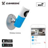 Wholesale 2016 Hot Wireless Wifi Baby Monitor IP Camera Intelligent Alerts Nightvision Intercom Wifi Camera support iOS Android