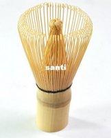 bamboo whisk - Fashion Hot Natural Bamboo Chasen Matcha Whisk Preparing For Green Tea Powder Chasen Brush Tool for Matcha New