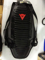 Wholesale NEW Motorcycle back armor Bike Climbing Back Protector Body Spine Armor fit for hiking outdoor sports back protector XL size