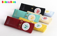 alice office - New fashion alice girl style Pencil bag PU pen pouch Cosmetic bag