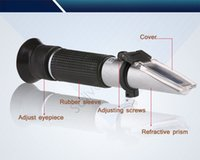 Wholesale Brewing Refractometer Brix Wort Specific Gravity popular instrument with many homebrewers