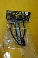 Wholesale Hunting tool Slingshot Wrist Sling Shot High Velocity camouflage Catapult