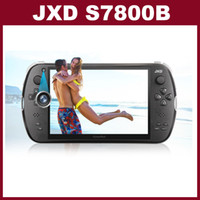 android game player - JXD S7800B Game Console Handheld Game device Quad Core GB RAM GB ROM IPS game Pad Tablet PC Android Game Player