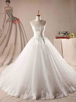 Cheap A-Line custom made Best Reference Images 2015 Spring Summer 2015 wedding dress