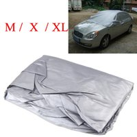 Wholesale Hot Sale Universal Waterproof Half Car Covers Styling Prevent PVC Snow Resistant Coating Breathable UV Protection Outdoor Indoor