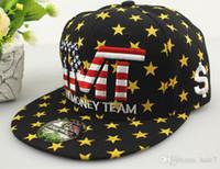 Wholesale TMT Snapbacks Men And Women Hip Hop Hats Adjustable Baseball Caps High Quality Canvas Cap Gorras Hombre Casquette