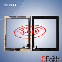 Wholesale New and original For iPad Touch Screen Digitizer home button adhesive