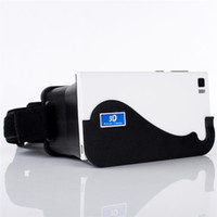 Wholesale 3D Google Plastic Glasses Virtual Reality Video Glasses D Lover Universal For Smartphone