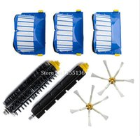 Wholesale Aero Vac Filter Side Brush armed kit for iRobot Roomba Series Vacuum Cleaner Parts
