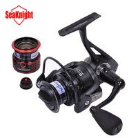 aluminum river boats - Trulinoya TSP Top Full Metal Aluminum Alloy BB Spinning Fishing Reel Fish Wheel For Little Jig Lure With Spare Spool