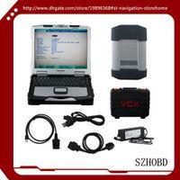 allscanner vcx - AllScanner VCX PLUS MULTI Scanner Piwis Tester II for Porsche V16 JLR V139 for Land Rover With CF30 Laptop DHL