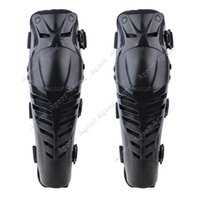 motocross gear - New Motorcycle Motorbike Racing Motocross Knee Pads Protector Guards Protective Gear Black TK1199