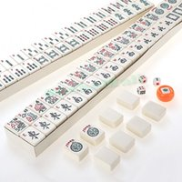 Wholesale 2015 Sale Chinese Mahjong Board Games For Adults New American Mahjong Sets USA Dispatch