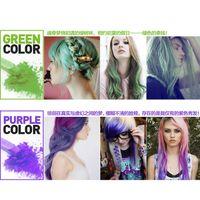 Wholesale LiangRou Hair Chalks Non Toxic Temporary Hair Dye Colour Soft Pastels