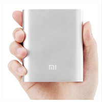 Wholesale Hot Sale xiaomi Power Bank mAh External Battery Pack XiaoMi Portable Big Capacity Power Bank Charger Fast Shipping G0013