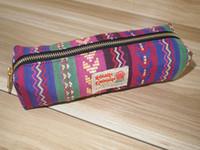 pencil holder - Rough Enough Classic Folk Pencil Case Pouch Holder W