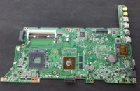 asus motherboard nvidia - For ASUS K73SV K73SD Laptop motherboard mainboard NVIDIA GeForce GT520M Tested