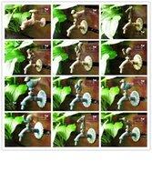 bibcock - Bibcock with antique bronze Frog tap for Garden washing Decorative outdoor faucet rural animal shape garden