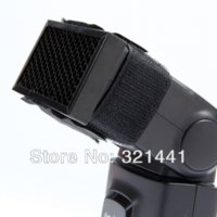 Wholesale Speedlight Flash Universal Honeycomb Honey Comb Speed Grid for Flash Photography Studio New Arrival comb pin
