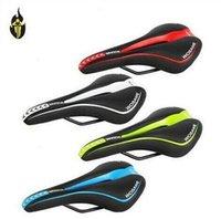 Wholesale WOSAWE Mtb saddle Road City Bike bicycle Saddle seat soft Comfort Bicycle Saddle Cushion BZD
