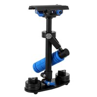 Wholesale US STOCK Mini Kg S40 Camera Video Handheld Stand Aluminum Stabilizer Holder for Mini DV HDV Camcorders Camera Video Accessories